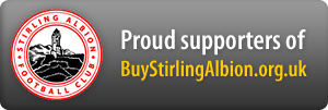 Proud supporters of BuyStirlingAlbion.org.uk