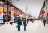 Storgata, Lillehammer, Norway