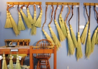 Broomstick Store on Granville Island