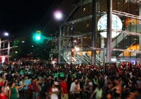 The Canada Day crowds