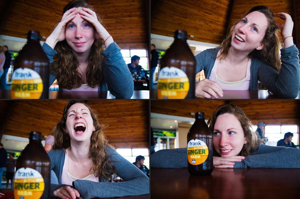 Anne Marie Ginger Beer