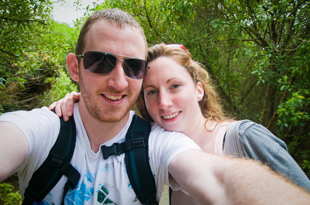Daniel and Anne Marie