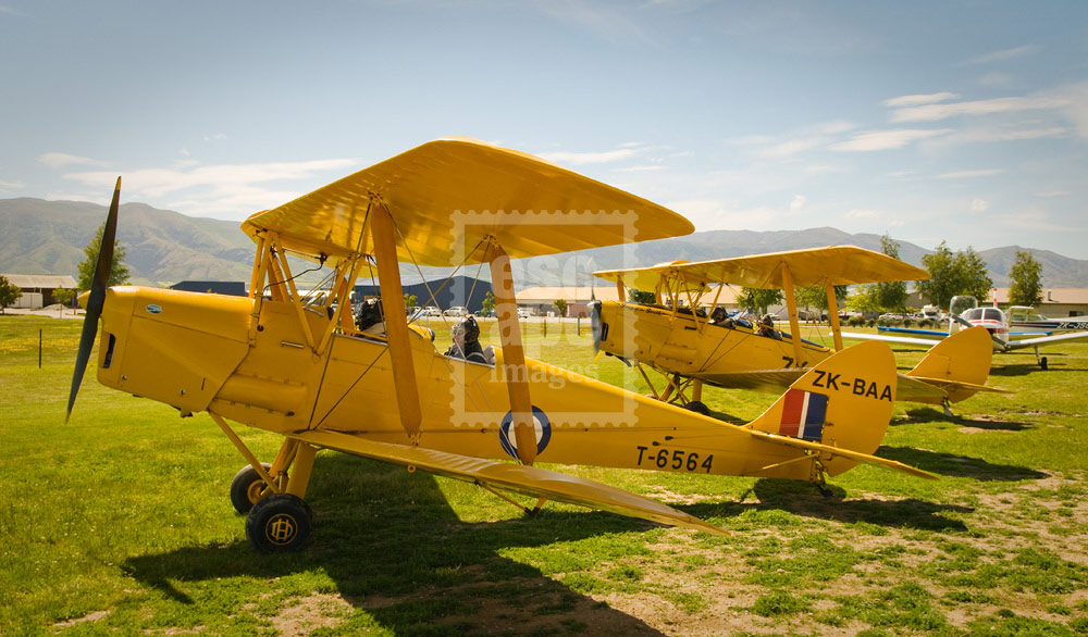Classic Flights Tigermoths