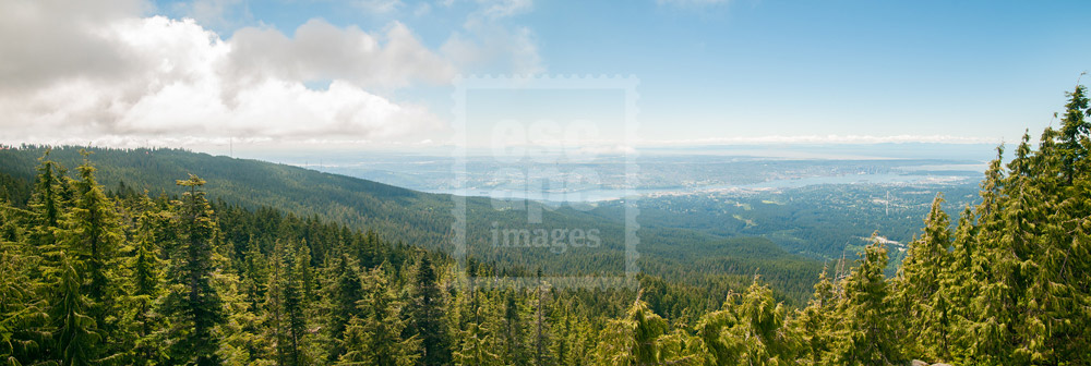 Vancouver from Dog Mountain