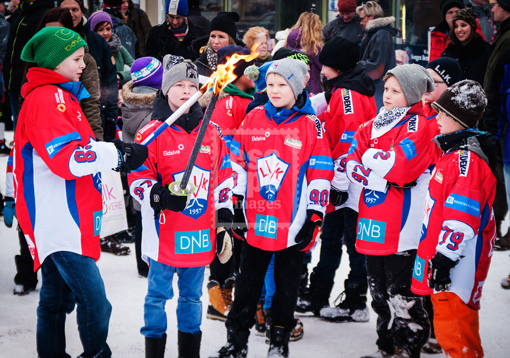 Lillehammer Junior Ice Hockey Team