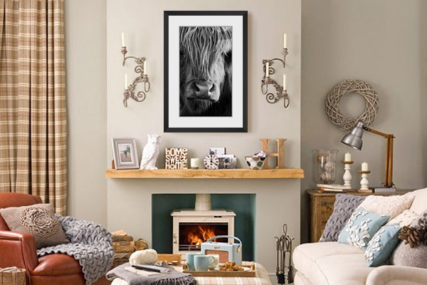 Escape Images Framed Print